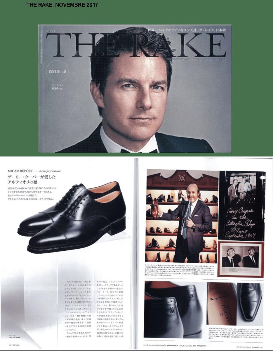 Le calzature Artioli amate da Gary Cooper