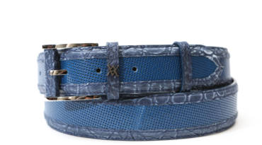 Men's leather belts – How to match them with formal clothing