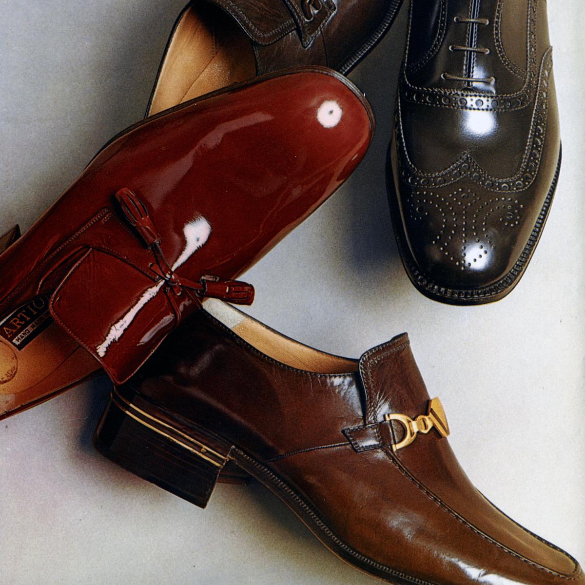 Le scarpe Artioli: Classiche, Sneakers, Casual Sandali