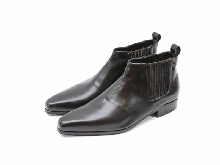 VITTORIO-BROWN CALF & ORYLAG LINING-VITELLO MARRONE & FODERA ORYLAG 01