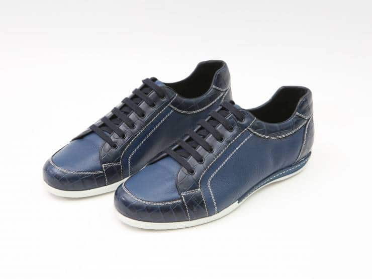 CHARLES-NAVY BLUE ALLIGATOR & DEER-ALLIGATORE & CERVO BLU 01