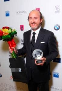 MR.ANDREA ARTIOLI AWARD-WINNING 2012-01